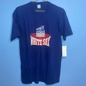VINTAGE CHAMPION DEADSTOCK CHICAGO WHITE SOX TEE